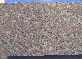 G648 Red Brown Rose Pink Zhangpu Red Pink Brown polished flamed Granite stone tiles slabs