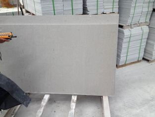 Gray Natural Marble Tile 7 Hardness 153 MPA High Compressive Strength