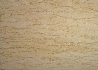 Egypt Perlato Royal Marble Tiles , Hotel Yellow Beige Perlato Marble Slabs