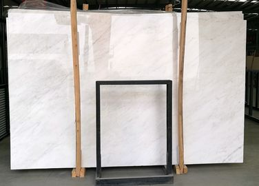 Orient white marble natural stone slab for project stone veneer .