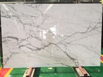 Italy calacatta extra white marble slab 2 cm  natural stone slab
