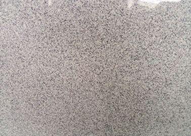 Indoor Outdoor Granite Tiles Light Grey Hard Honed Floor Tile