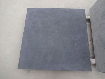 Custom Finished Natural Stone Slabs Grey Slate Paving Slabs Limestone Grey Material