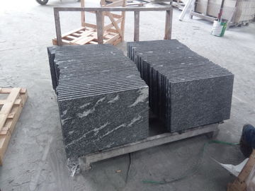 White&black granite slab snow white granite tile  Nero Biasca granite pavement stone from China