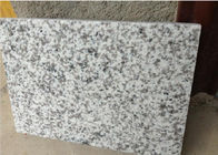 G655 Tomie White Tongan White Bianco White Seasame White silver Light Grey White polised Granite stone tiles slabs