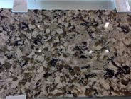 Natural Quartz Stone Floor Tiles , Quartz Tiles For Kitchen Countertops / Table Top