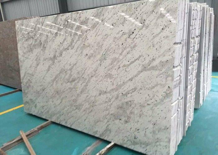 Andromeda White Sri Lanka White Granite Slab For Flooring Tiles