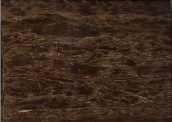 China  coffee purple polished brown marble paving stone slabs tiles