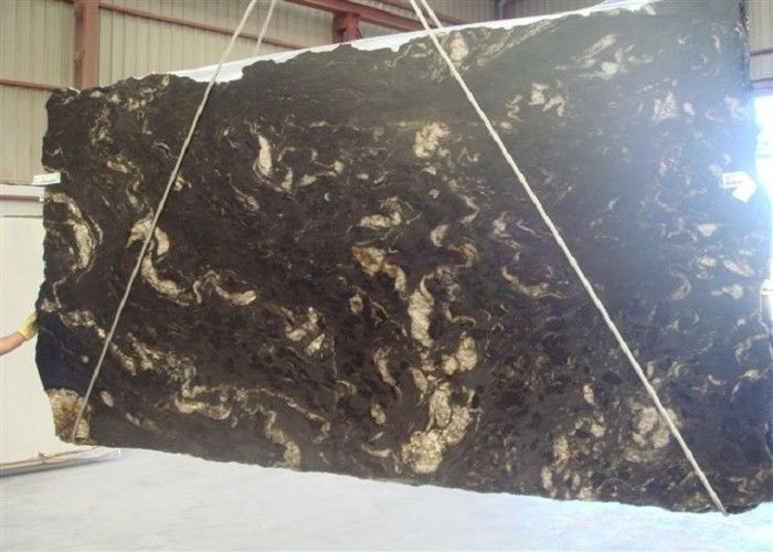 Modern Granite Countertop Slabs For Hotel / Household Custom Cut Size