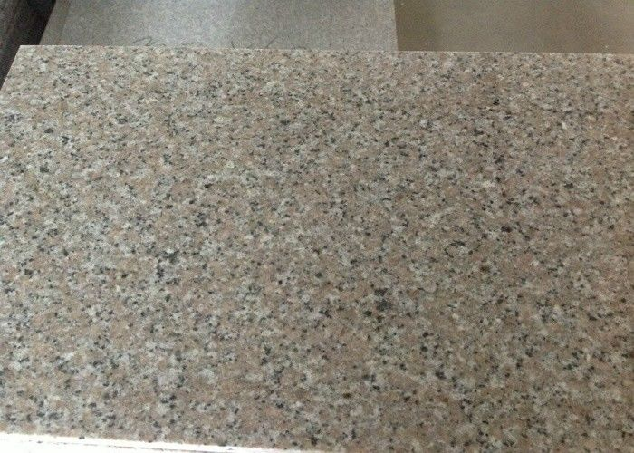 Outdoor Granite Polished Tiles , Grade A Large Granite Tiles For Patio / Driverway