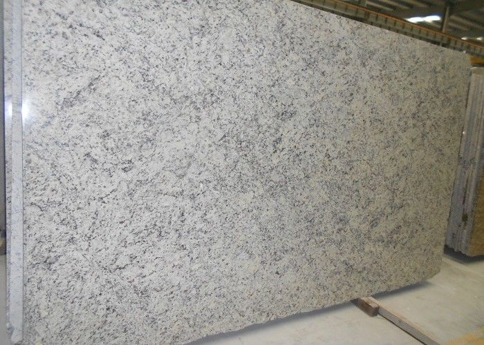 White bianco romano granite countertops solid granite for Unfinished granite slabs