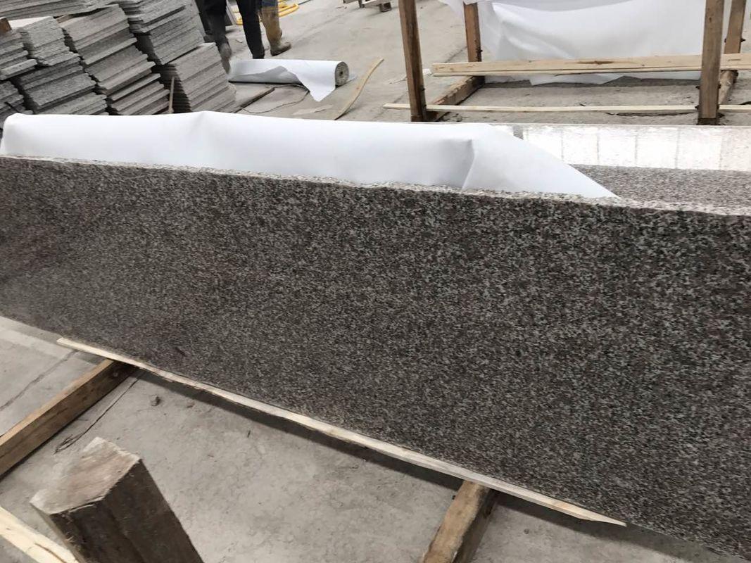 G563 Sanbao Red Granite Stone Tiles / Granite Kitchen Floor Tiles For  Flooring Paving