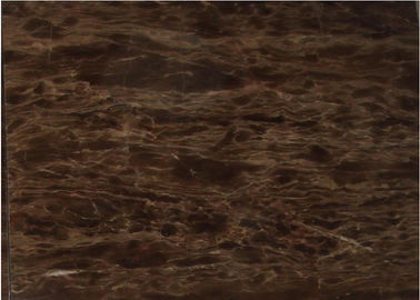 China China  coffee purple polished brown marble paving stone slabs tiles factory