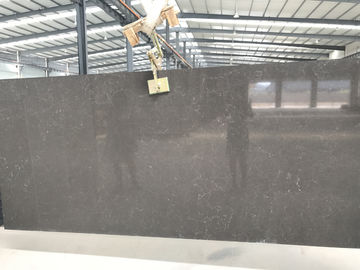 China Composite Grey Quartz Slab Thickness Optional Strong Corrosion Resistance factory