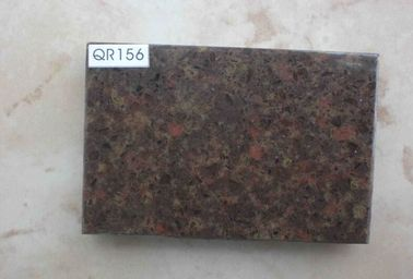 China Hard Quartz Stone Countertops With Nsf 2 - 3g / M³ Granite Density factory