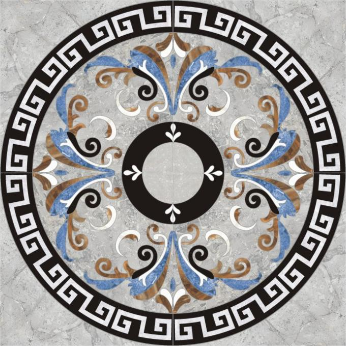 Good Quality Water Jet Marble Medallion